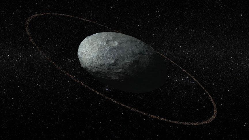 "رویداد نجومی امشب؛ مقارنه خورشید و سیاره کوتوله ""ماکیماکی"""