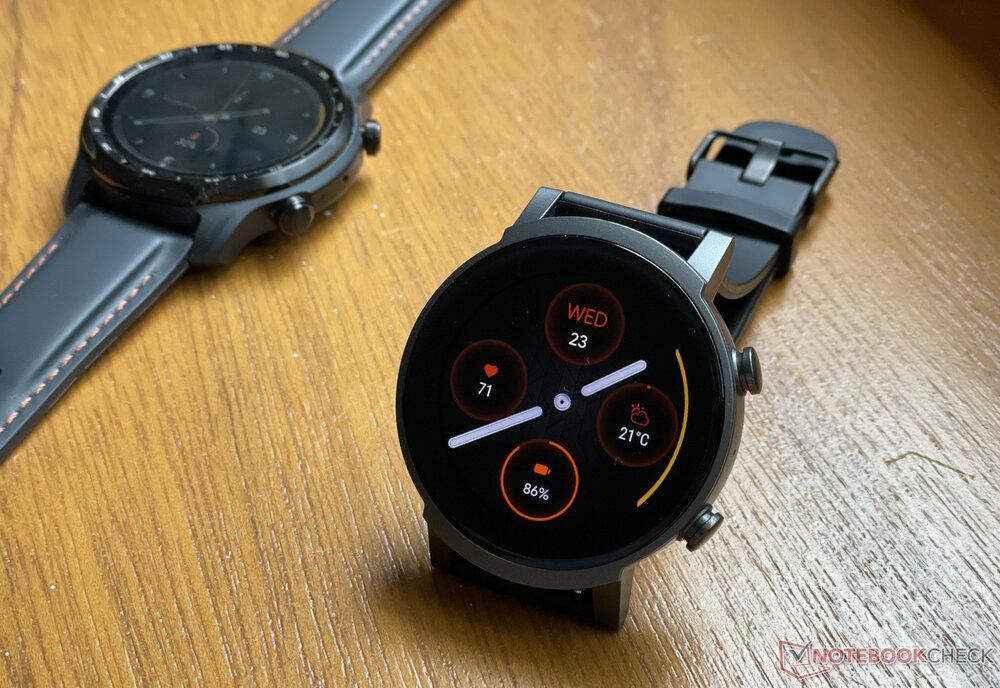 ساعت هوشمند TicWatch Pro 3 Ultra GPS چه ویژگیهایی دارد؟