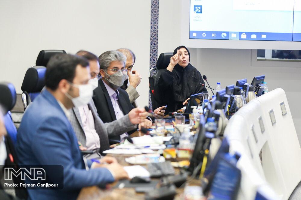 حضور مترجم ناشنوایان در جلسه علنی شورا