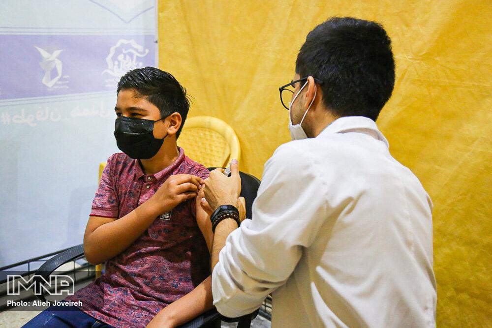 آخرین آمار واکسیناسیون کرونا ایران ۲۴ مهر