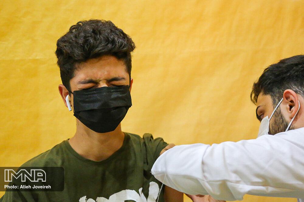 آخرین آمار واکسیناسیون کرونا ایران ۲۵ مهر