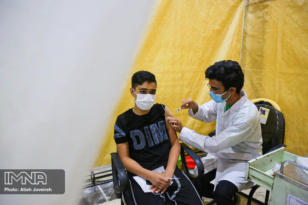 آخرین آمار واکسیناسیون کرونا ایران سوم آبان