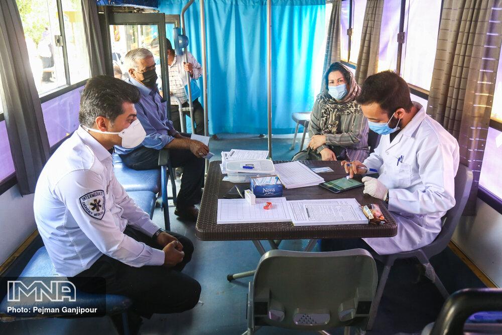 اکیپهای واکسیناسیون سیار در مدارس فعال شد