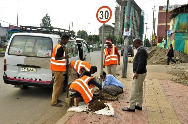 عزم آفریقا برای افزایش امنیت جادهای