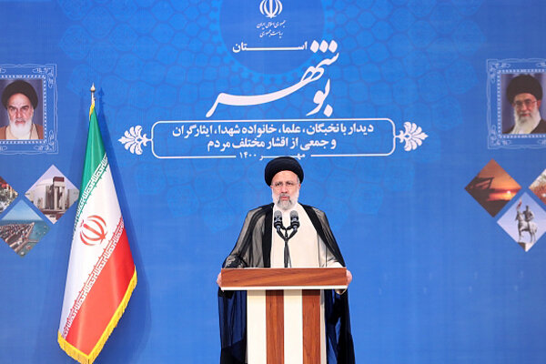 رئیس جمهور: دیپلماسی اقتصادی اساس دولت سیزدهم است