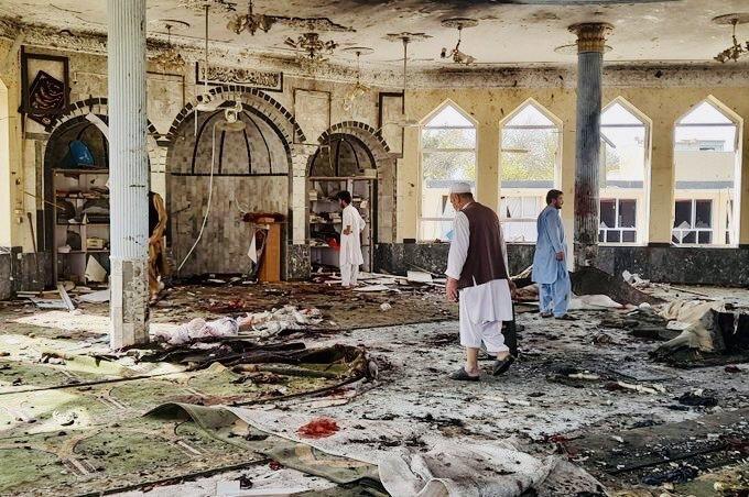 پشت پرده انفجار تروریستی افغانستان چه بود؟