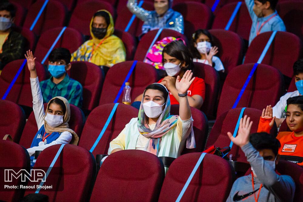 فیلمهای جشنواره کودک از امروز در بیمارستان کودکان امام حسین (ع) اکران میشود