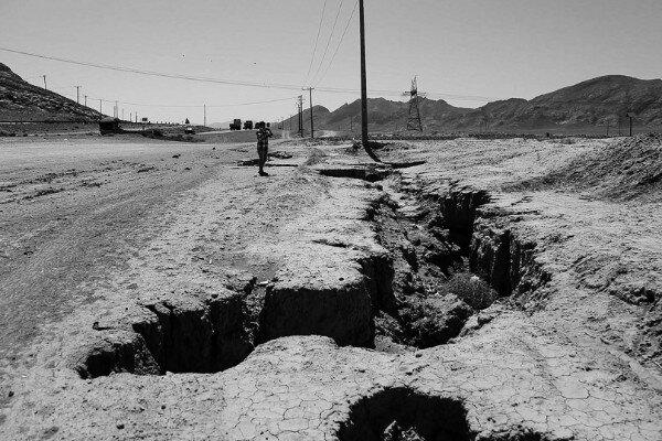 افزایش خطر زلزله در اصفهان با فرونشست زمین