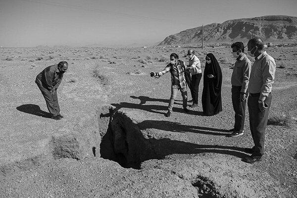 پایان حیات دشت های اصفهان با ادامه برداشت بی رویه از آبخوانها