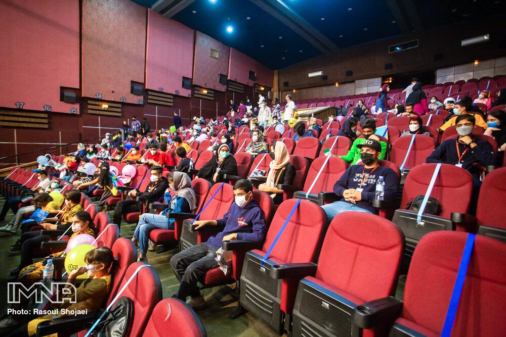 در روز چهارم جشنواره فیلم کودک چه گذشت؟