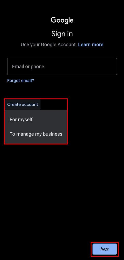 چگونه Gmail بسازیم؟+ آموزش تصویری