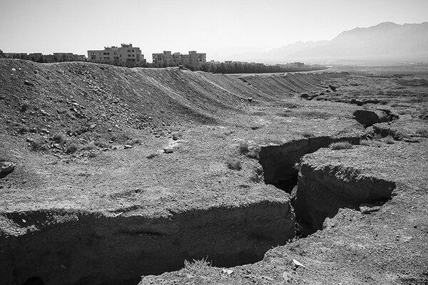 تکذیب فرونشست در سپاهانشهر اصفهان