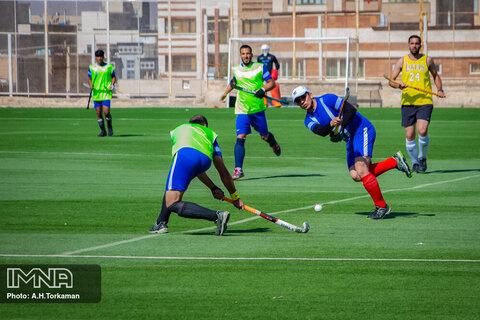 اردوی تیم ملی هاکی روی چمن _ همدان