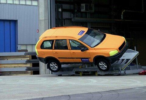جلوگیری از واژگونی خودرو با ARP