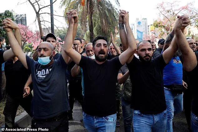 ادامه واکنشها به وقایع بیروت
