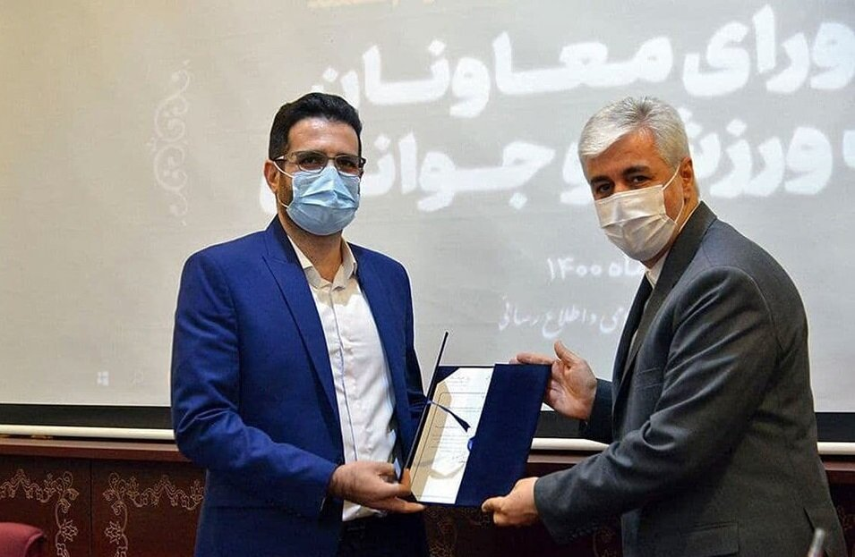 محمد امین میرزایی مدیرعامل خبرگزاری برنا شد