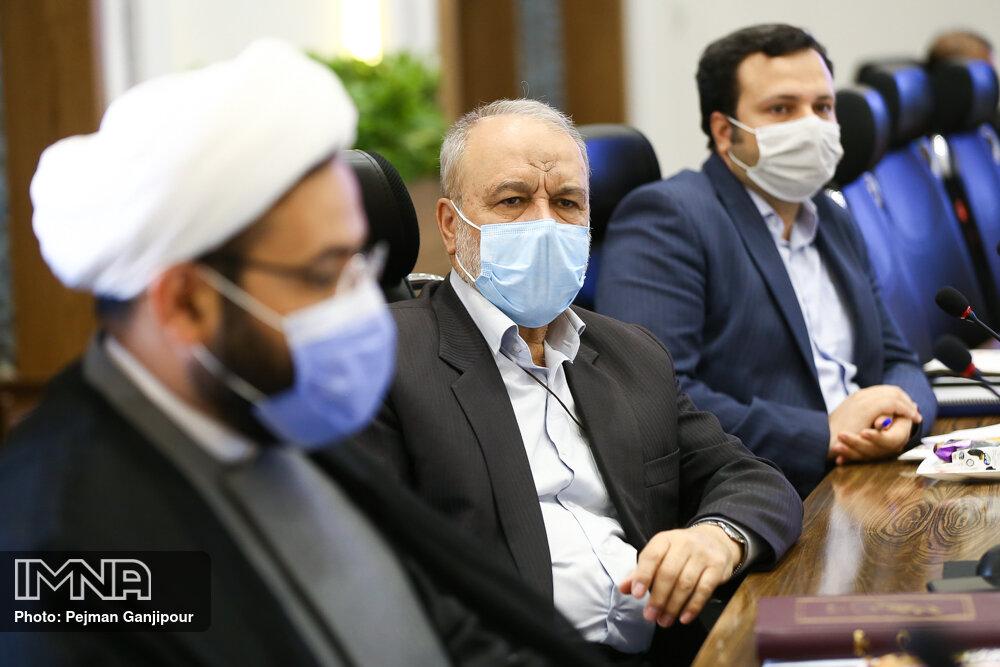 برای مقابله با فروپاشی تاریخ اصفهان راهحل بیابید/ازبدنه انقلابی شهرداری استفاده بهینه شود
