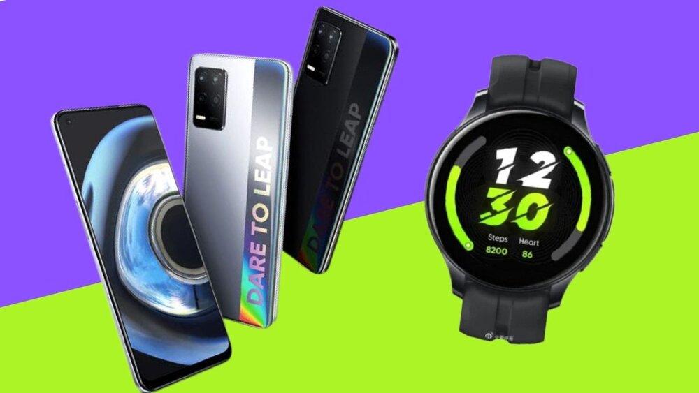 ساعت هوشمند ریلمی Watch T1 چه زمانی عرضه میشود؟