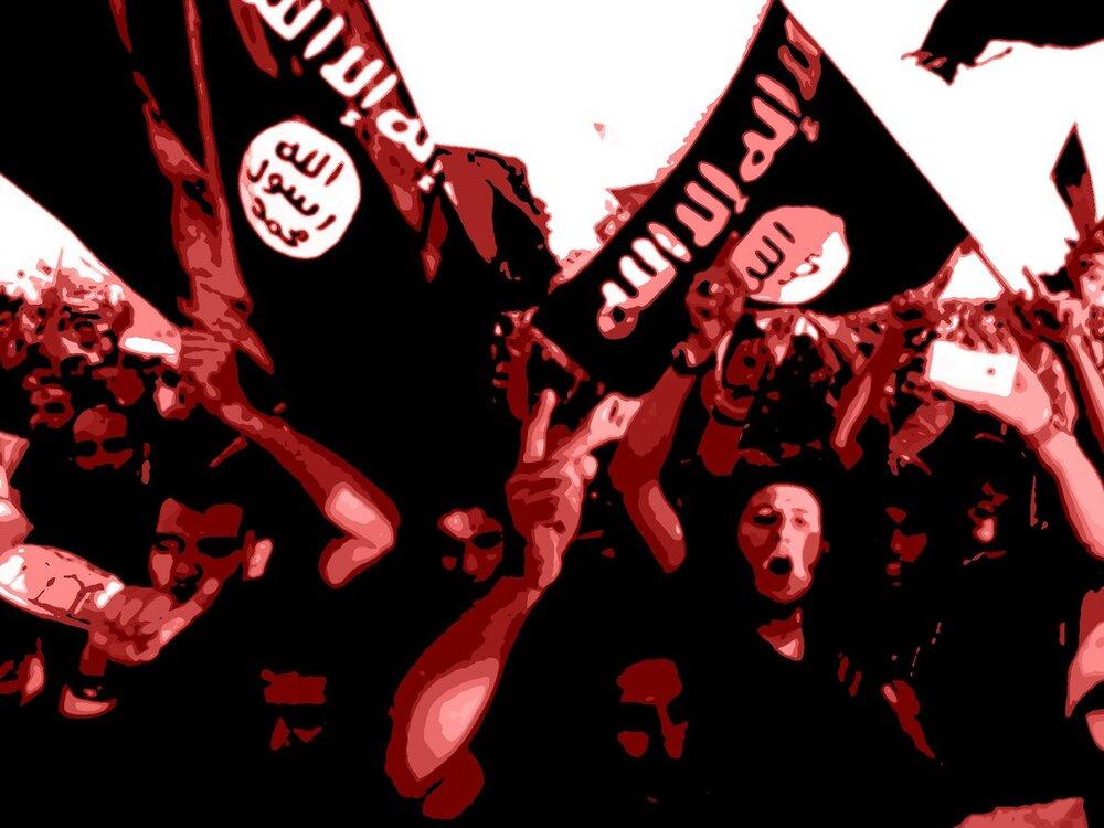 آمریکا قصد دارد با فعال کردن داعش مانع از پیشرفت طالبان شود