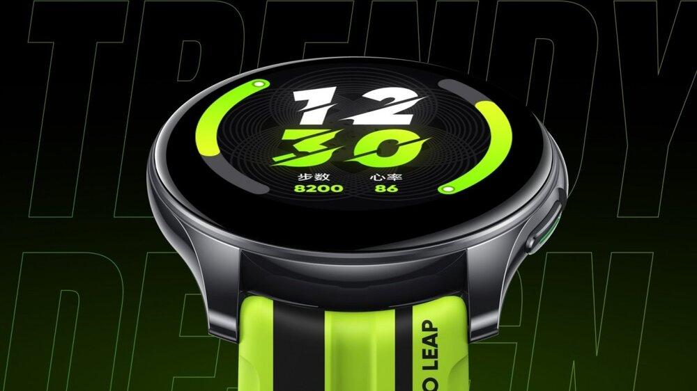 ساعت هوشمند ریلمی Watch T1 با قابلیت پخش آفلاین موزیک معرفی شد