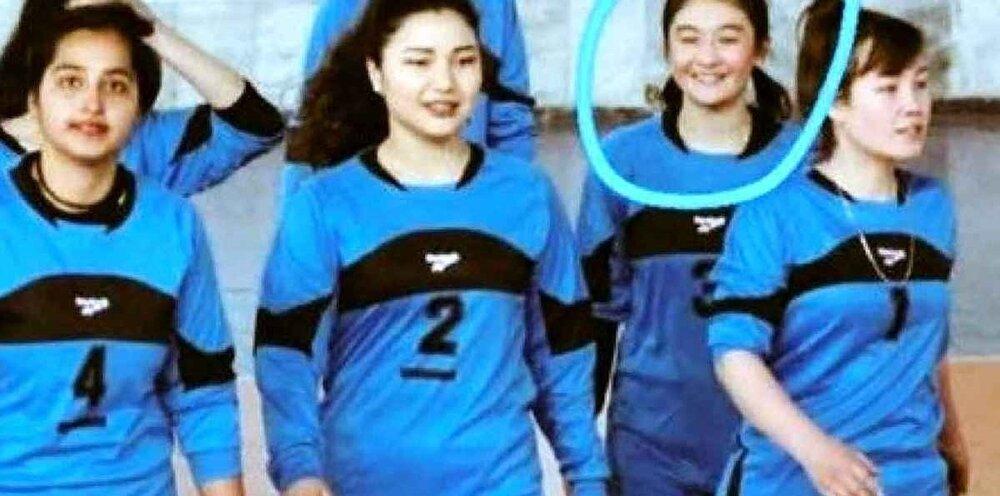 بیوگرافی ماه جبین حکیم والیبالیست افغان؛ از تور والیبال تا سربریده شدن توسط طالبان+ عکس