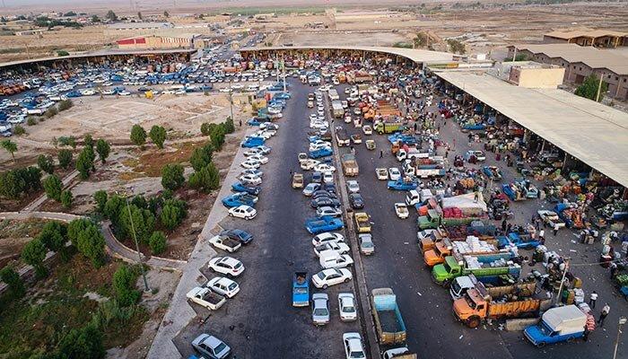 ساماندهی قراردادهای غرفهداران میدان الغدیر اهواز