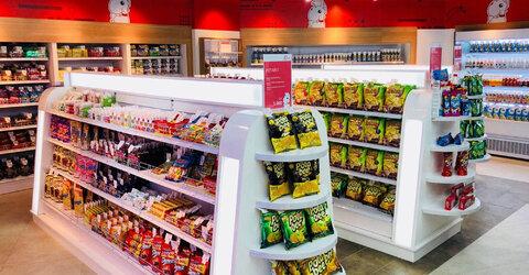 مغازههای بدون فروشنده در روستاهای سوئد
