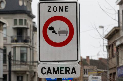 کاهش چشمگیر آلودگی هوا در منطقه کم انتشار آلایندگی بروکسل
