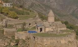 """صومعه قدیمی """"تاتو"""" در ارمنستان بازسازی می شود"""