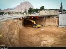 روند ساخت پروژه میدان استقلال