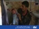 انتشار گاز سمی در شهر قیاره عراق در پی حمله داعش