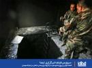 کشف تونل پرپیچ و خم و عجیب از گروه تروریستی داعش در اطراف موصل