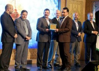 کسب رتبه برتر شهرداری کاشان در سومین دوره جایزه جهانی خشت طلایی تهران