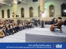 گزیده سخنان رهبر معظم انقلاب در دیدار مردم شهید پرور اصفهان به مناسبت حماسه 25 آبان