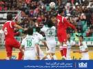 خلاصه دیدار دوتیم ذوب آهن اصفهان - پرسپولیس تهران از هفته چهاردهم لیگ برتر