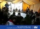 به مناسبت سالگرد زلزله بم-حضور رهبرانقلاب با لباس مبدل در مناطق زلزلهزده بم