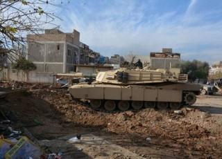 ضربات سنگین ارتش عراق به داعش در موصل