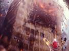 محسن چاووشی برای آتش نشان های پلاسکو می خواند