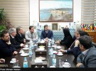 Isfahan municipality and sports federation of France seek for mutual cooperation