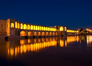 Isfahan, shining in the heart of Islamic Iran