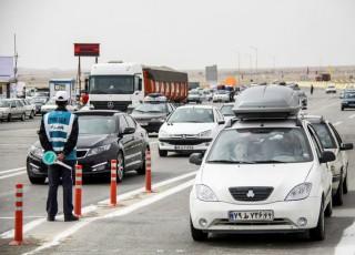 پلیس راهور ناجا بهترین زمان سفر در نوروز را اعلام کرد