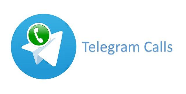 مشکل تماس صوتی تلگرم برطرف شد